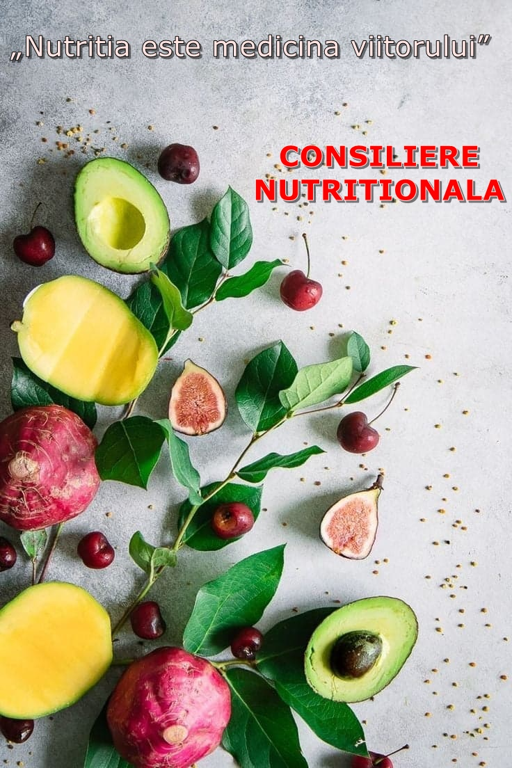 Nutritionist Simona Savulescu - Arges