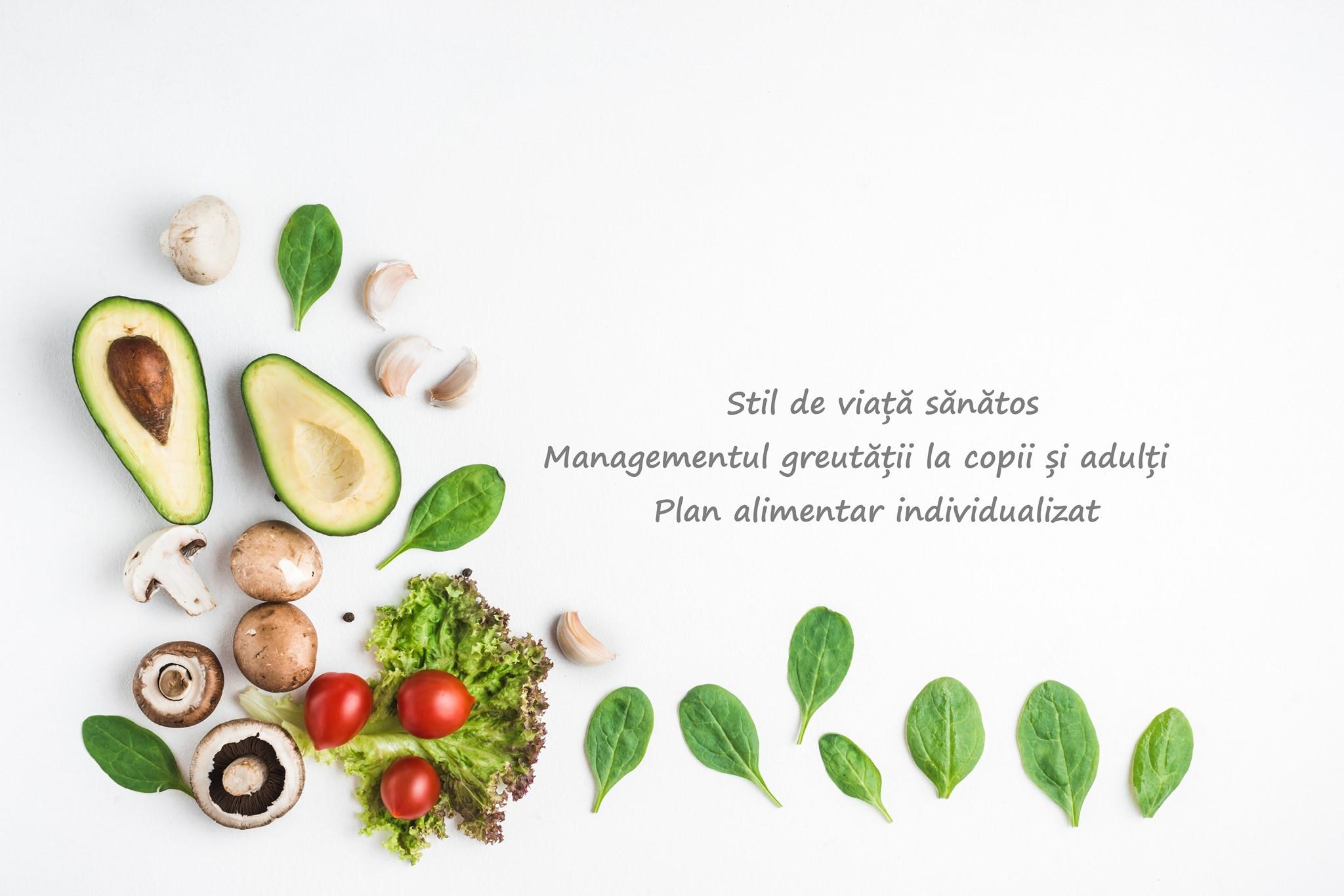Nutritionist-Dietetician Anca Boancă